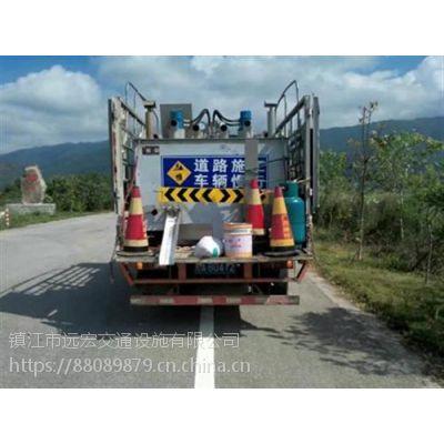 华安县热熔釜划线机_远宏交通设施_热熔釜划线机生产