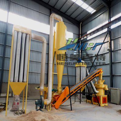 颗粒机厂家 木屑成套燃料颗粒环保设备 分期付款