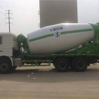 福田欧曼20方水泥罐车大概价格是多少钱一辆