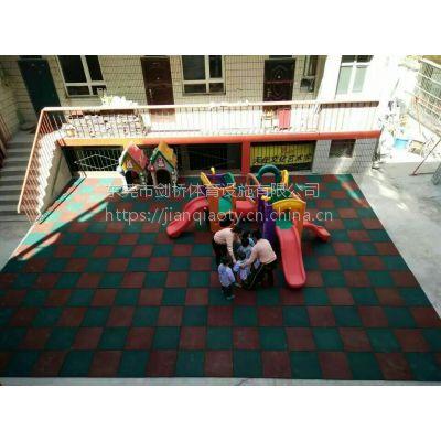 长沙公园橡胶地垫批发 小区健身区地砖购买 2.5厚塑料胶垫销量快