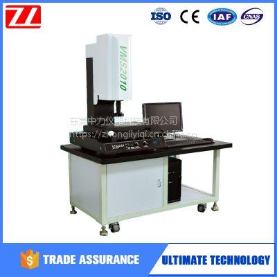 东莞中力仪器价格便宜的手动二次元影像测量仪
