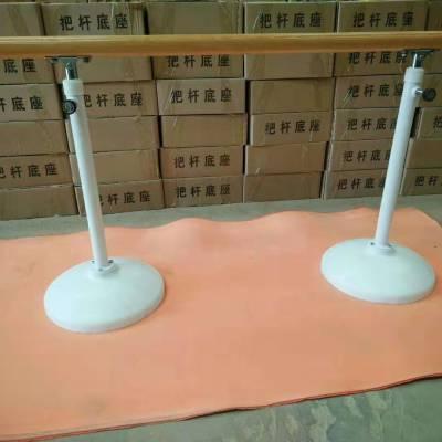 山西临汾舞蹈把杆厂家 学校舞蹈房练习把杆标准