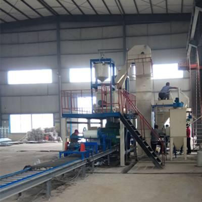新型水泥基匀质保温设备 FS复合免拆外模板设备 河北厂家