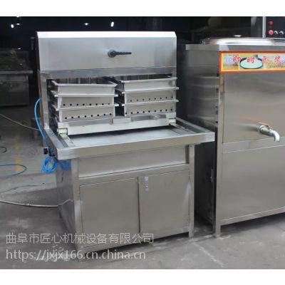 不锈钢豆腐机 作坊创业 多用豆腐机