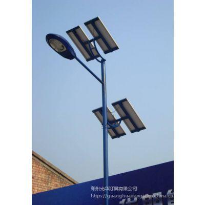 河南路灯厂家价格低直销欧普照明60W太阳能led路灯