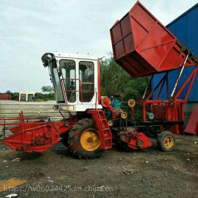 辽宁大型高粱青储收割机 自走式玉米秸秆青储机多少钱一台