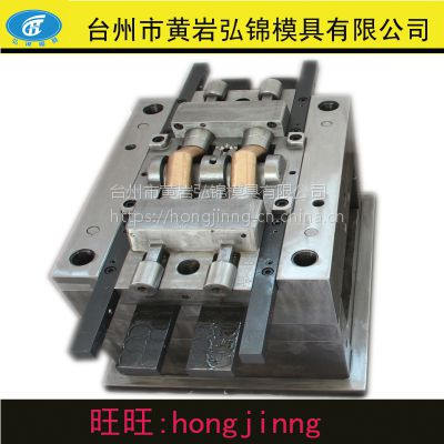 供应供应PPR三角阀管件模具(valve pipie fitting mold)