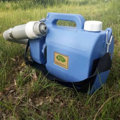 夏季热销专用消毒热备 电动超低容量喷雾器 养殖场医院小区等用灭蚊防疫机
