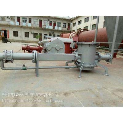 兆峰JSB气力输送泵在水泥行业掀起环保旋风hnf1