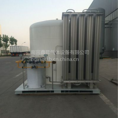 液化天然气气化站成套设备 LNG减压撬 燃气锅炉减压供气设备