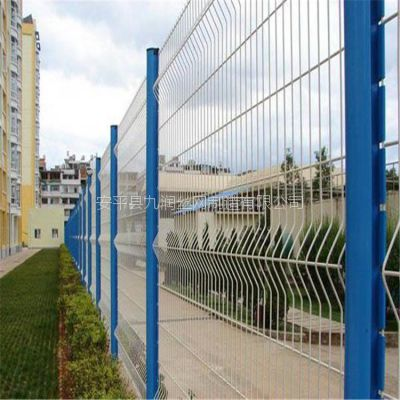 厂家供应三角折弯护栏园艺绿化围网