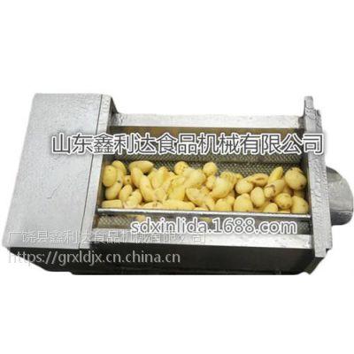 土豆去皮清洗机,鑫利达食品机械(图),土豆去皮清洗机厂家