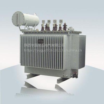 S11-M63KVA-10/0.4全密封油式变压器宇国电气