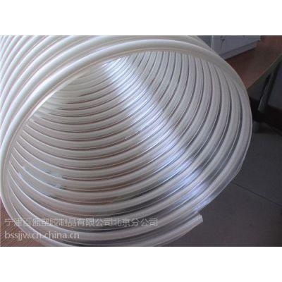 供应内平外波纹软管塑筋加强输送管