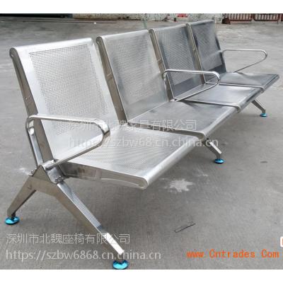 深圳【大厅公共区钢制连排椅】价格_图片_品牌