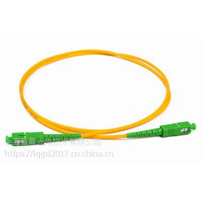 特种光纤跳线 量青光电专业生产加工定制