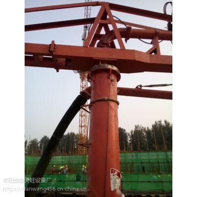 张家港天旺12型楼面浇筑回转机构布料机安全措施