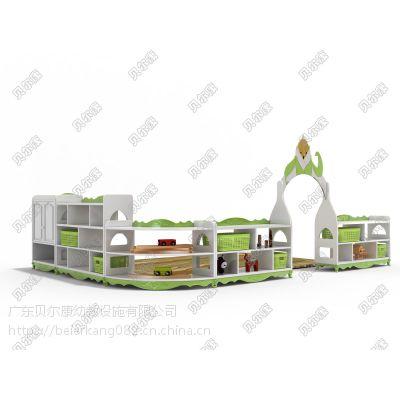 贝尔康欧式BEK投手玉米组合柜 玩具柜 区域柜