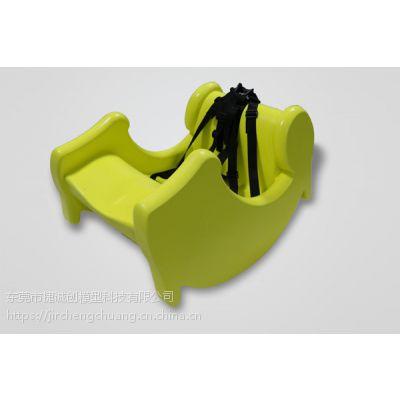 cnc加工汽车儿童安全座椅手板模型 深圳宝宝安全座椅外壳定制加工 碰撞实验模型