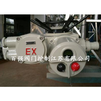 ZC普通型电动装置;ZB防爆型电动执行器;ZT调节型执行机构