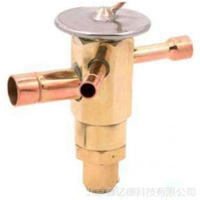 艾默生AAE 5HC 5冷吨空调 热泵 小型冷冻用热力膨胀阀 直通焊接口