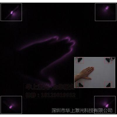 多点触摸互动投影用830nm50mw三角型激光模组 近红外激光镭射灯