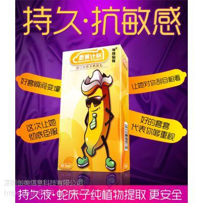 香蕉计划避孕套火在哪