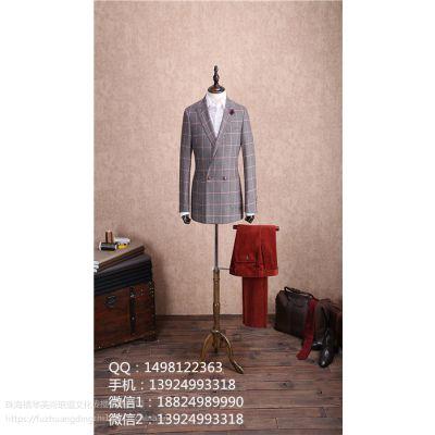 中山西服套装定制 个性化商务设计