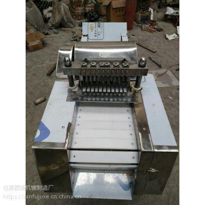 zf-600型供应全自动剁剁骨机 商用新型剁鸡块机 剁猪蹄机