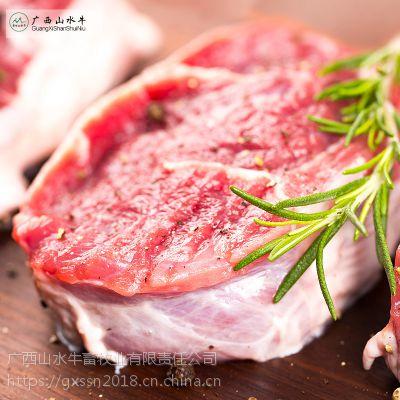 特级壮乡山水牛精品牛肉优质包装黄牛肉