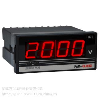 DR6三位半数电流表电压表pan-globe台湾泛达仪器仪表