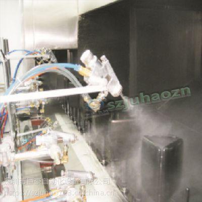 广东 静电喷粉机器人生产线 巨豪自动化 jh-08