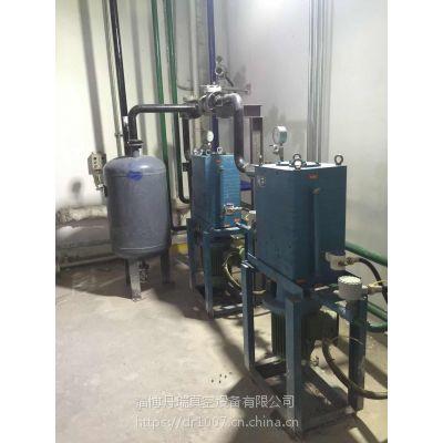 爪型干式真空泵在河北涂料项目投产使用