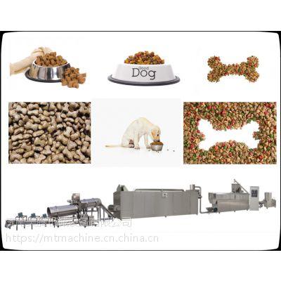 狗粮市场怎么样狗粮设备宠物食品生产线美腾