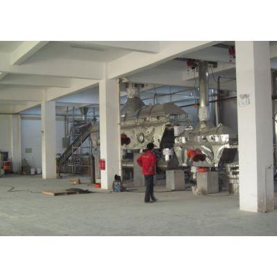 工业废盐专用流化床干燥机 烘干机(案例)