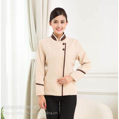 临沂物业保洁服|酒店保洁服订做|淄博保洁服装