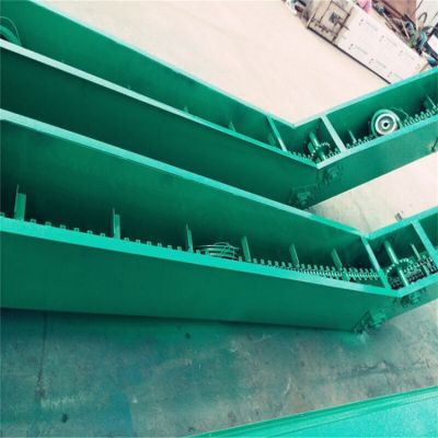 煤炭刮板输送机公司固定型 板链刮板输送机
