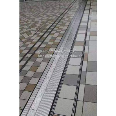 深圳中创华建厂家供应200*250成品U型树脂混凝土一体式缝隙线性排水沟 量大优惠