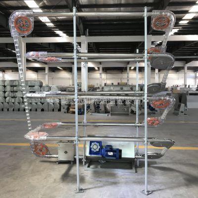 安装养猪自动喂料设备猪舍自动上料系统与人工喂养的成本分析