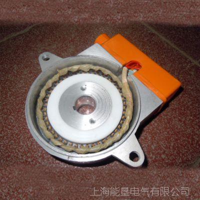 YCT112-4B 0.75KW调速电机专用永磁式测速发电机 上海能垦交流测速发电机