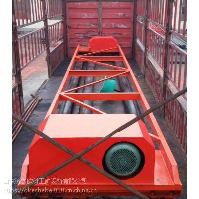 滚轴式砼地面整平机 桥面绞龙滚筒摊铺机 混凝土摊铺机