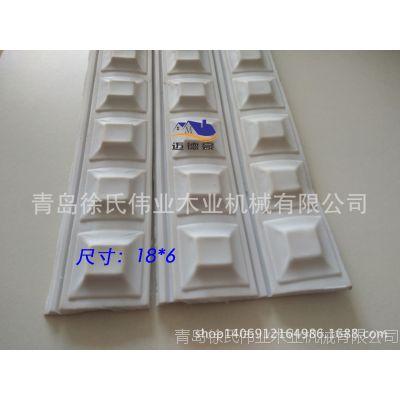 L限时折扣欧式家具配件板橱柜门移门辅材塑料浮雕花PVC角花
