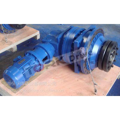 厂家直销:P系列圆锥齿轮-斜齿轮硬齿面行星减速机齿轮箱P3KA9