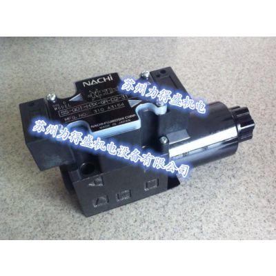 不二越NACHI电磁阀SS-G01-H3X-R-D2-31 全新原装
