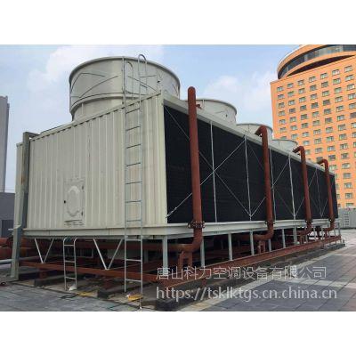 连云港玻璃钢冷却塔凉水塔节能绿色整洁美观 不锈钢封闭式冷却塔质优价廉