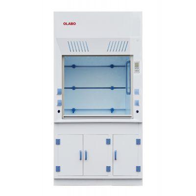 PP通风柜OLB-1200PP 耐酸碱性能优异且耐候性强