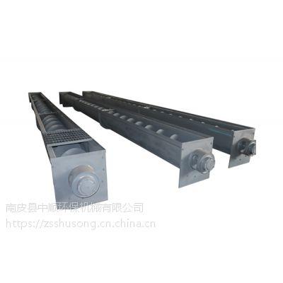 建材厂非标定做有轴LS300螺旋输送机设备厂家