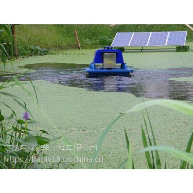 宝绿曝气机污水处理设备