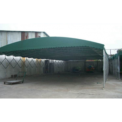 商家直销旅行雨棚布收缩活动帐蓬2手折叠遮阳篷