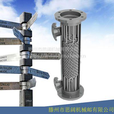 天津暖气片供暖缠绕管换热器
